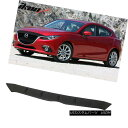 エアロパーツ 14-16 Mazda 3 Maxx Sedan Hatchback FHS Bonne...