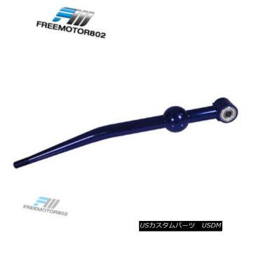 エアロパーツ Short Throw Shifter For 88-00 Honda Civic 90-01 Acura Integra Blue 88-00ホンダシビック用ショートスローシフター90-01アキュラインテグラブルー