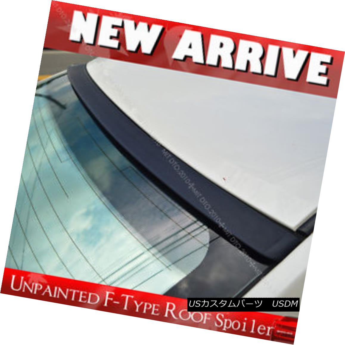 PUF Painted Honda Civic 9th 9 Sedan Rear Roof Spoiler US Model Wing 2012
