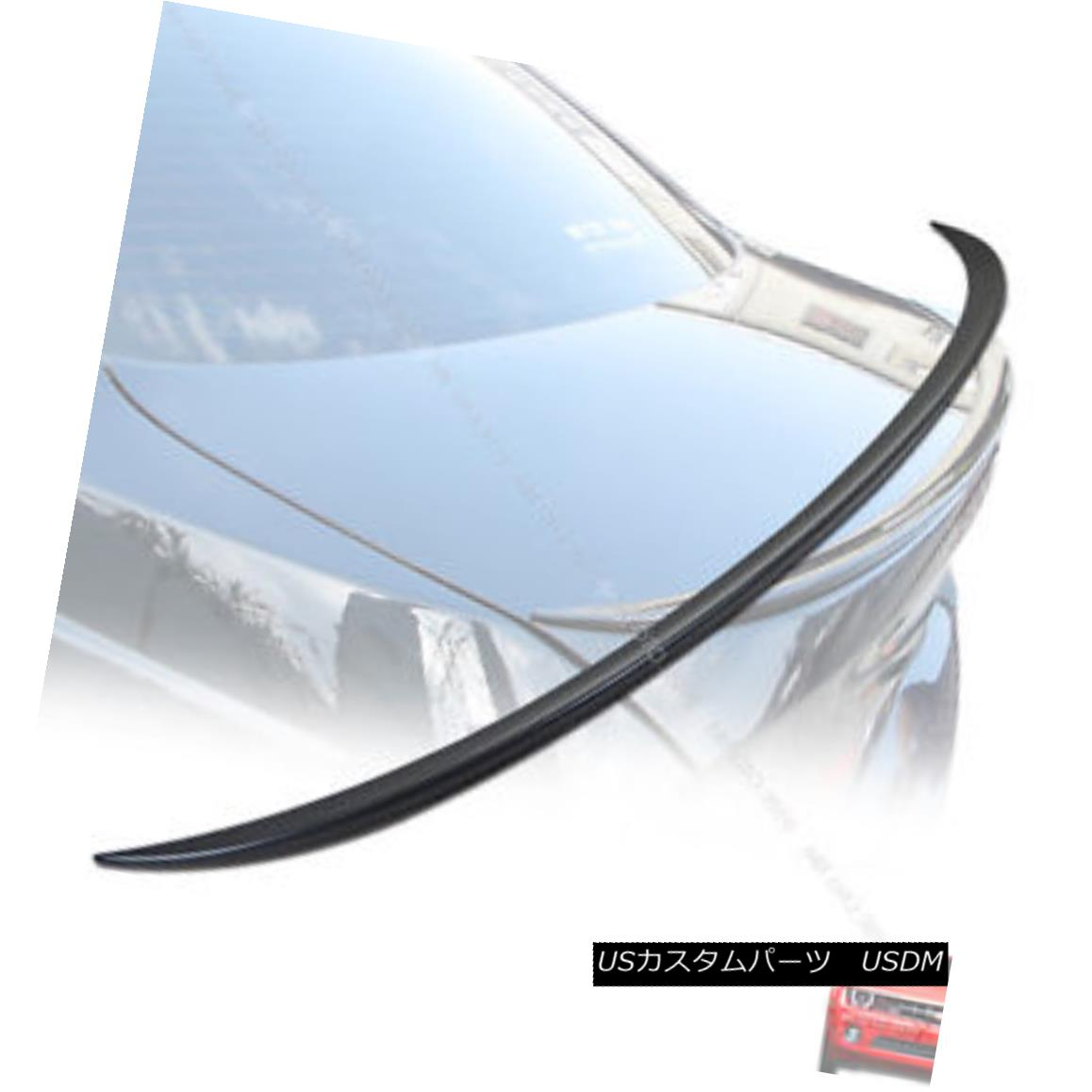 For BMW E93 3-SERIES M3 CONVERTIBLE REAR TRUNK SPOILER WINGS 335i PAINTED #354