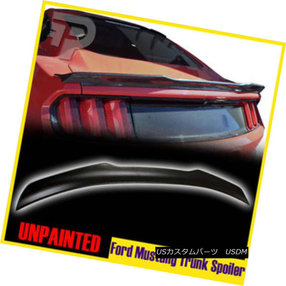UNPAINTED PRIMED 09-13 SUBARU LEGACY V BR9 D type TRUNK SPOILER