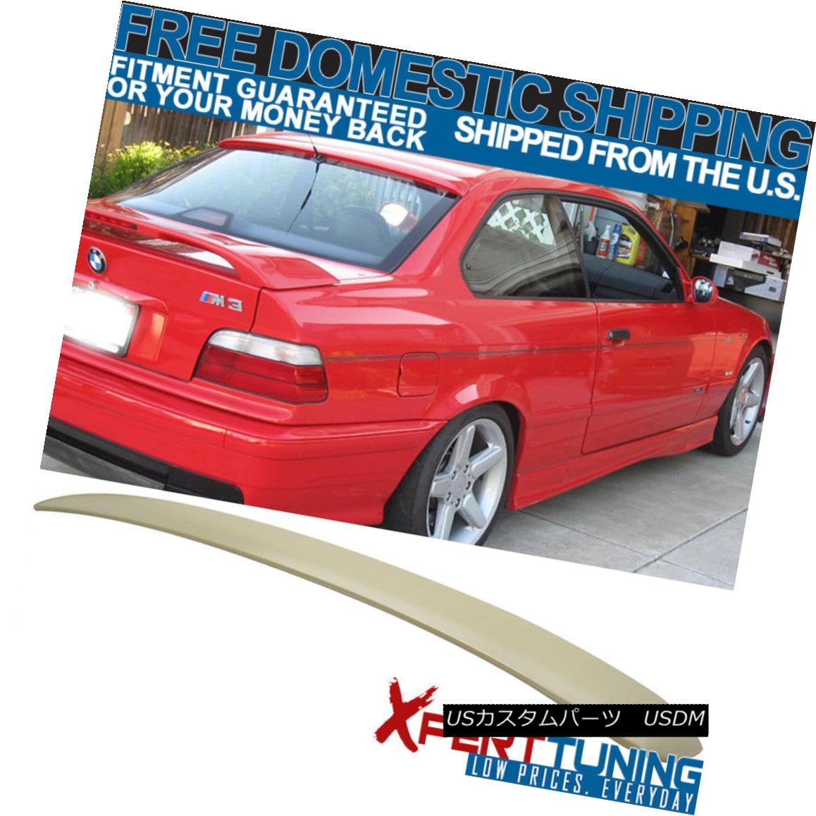 外装・エアロパーツ, その他  92 93 94 95 96 97 98 BMW 3 Series E36 2Dr AC Style Unpainted Roof Spoiler ABS 92 93 94 95 96 97 98 BMW 3E36 2Dr ACABS