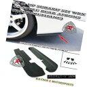 エアロパーツ CS-Style Rear Aprons (Urethane) Fits 15-18 S...