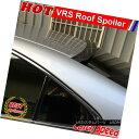 エアロパーツ Flat Black VRS Rear Roof Spoiler Wing For EU...