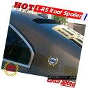 エアロパーツ Flat Black LRS Type Roof Spoiler Wing For Mi...