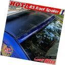 エアロパーツ Flat Black LRS Style Rear Roof Spoiler Wing ...