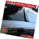 エアロパーツ Flat Black VRS Style Rear Roof Spoiler Wing ...