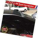 エアロパーツ Flat Black SD Style Rear Roof Spoiler Wing F...