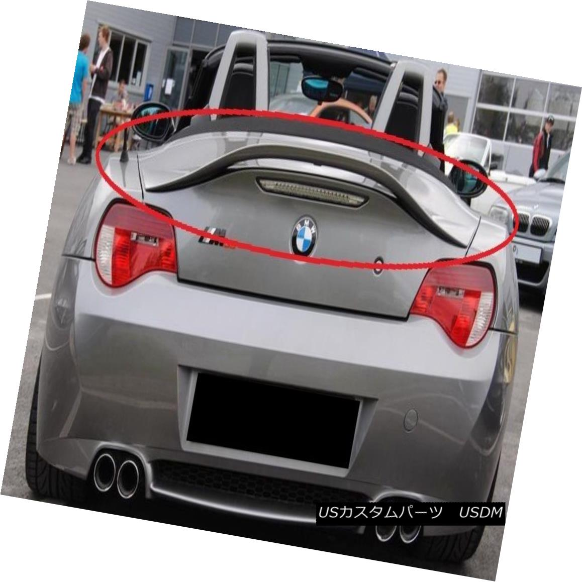 a10a21321fb9 エアロパーツ BMW Z4 オンライン E85 2002 - 2008 REAR BOOT TRUNK SPOILER NEW TAILGATE  AERO BMW Z4 E85 2002 - 2008リア・ブーツ・トランク・スポイラーNEW ...