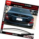 エアロパーツ 08-14 Benz C-Class W204 Sedan AMG Style #040 Painted Trunk Spoiler 08-14ベンツCクラスW204セダンAMGスタイル#040塗装トランク・スポイラー
