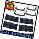 グリル Extreme BLUE 8pcs Roll Bar+Rear Side Grab Handle f...