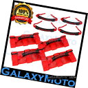 グリル Extreme RED 8x Roll Bar+Rear Side Bar Grab Handle ...