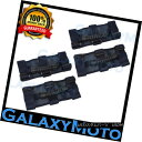 グリル Deluxe Extreme 4pcs BLUE Roll Bar Grab Handle for ...