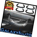 グリル Extreme Black 4pc Rear Side Grab Handle for 07-17 ...
