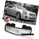 グリル Fits 03-07 Cadillac Cts Stainless Mesh Chrome Gril...