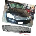 グリル Fits 00-05 Cadillac Deville Chrome Mesh Grill Gril...