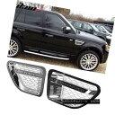 グリル Fits 06-10 Land Rover Range Rover Sport Supercharg...