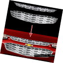 グリル 2016 17 2018 Chevrolet Malibu CHROME Snap On Grill...