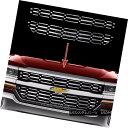 グリル 2016-18 Chevy Silverado 1500 CHROME Snap On Grille...