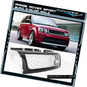 グリル For 10-13 Land Rover Range Sport L320 3D Honey ABS...