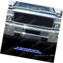 グリル Fits 15-18 Chevy Silverado 2500HD/ 3500HD Steel Bl...