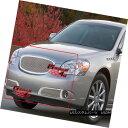 グリル Fits 06-09 Buick Lucerne Stainless Steel Mesh Gril...