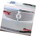 グリル Fits 2003-2007 Cadillac CTS Perimeter Billet Grill...