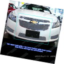 グリル Custom Fits 2011-2013 Chevy Cruze Stainless Steel ...