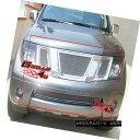 グリル Fits 2005-2007 Nissan Pathfinder/ Frontier Mesh Gr...