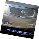 グリル Fits 2007-2014 Cadillac Escalade Stainless Steel M...