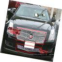 グリル Fits 2008-2011 Cadillac CTS Billet Grille Grill Co...