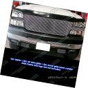 グリル Fits 2005-2006 Chevy Silverado 2500/3500 Full Face...