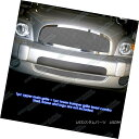 グリル Custom Fits 2006-2011 Chevy HHR Stainless Steel Me...