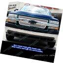 グリル Fits 2001-2002 Chevy Silverado 2500/3500 Mesh Gril...