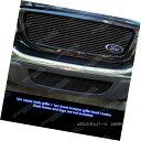 グリル Fits 01-03 Ford Ranger XLT/XL 2WD Black Billet Gri...