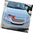 グリル Fits 2004-2006 Lexus RX330 Stainless Mesh Grille I...