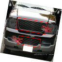 グリル Fits 2003-2006 Ford Expedition Black Billet Grille...