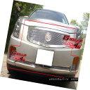グリル Fits 2003-2007 Cadillac CTS Stainless Mesh Grille ...
