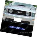 グリル For 2005-2009 Ford Mustang GT V8 Model with logo s...