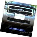 グリル Fits 2008-2012 Ford Escape Black Main Upper Billet...