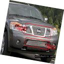 グリル Fits 2008-2013 Nissan Armada Vertical Billet Grill...
