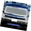 グリル Fits 2010-2013 Dodge Ram 2500/3500 Stainless Steel...