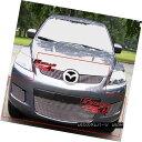 グリル Fits 2007-2009 Mazda CX7 CX-7 Billet Grille Combo ...