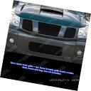 グリル Fits 2004-2007 Titan/Armada Black Vertical Billet ...