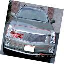 グリル Fits 2005-2009 Cadillac SRX Main Upper Billet Gril...