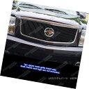 グリル 02-06 Cadillac Escalade With Logo Show Vertical Bl...