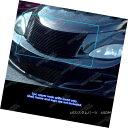 グリル Fits 2000-2005 Chrysler PT Cruiser Black Billet Gr...