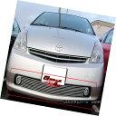 グリル Fits 2006-2009 Toyota Prius Lower Bumper Billet Gr...