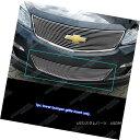 グリル Fits 2013-2017 Chevy Traverse Logo Show Lower Bump...