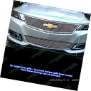 グリル Fits 2014-2018 Chevy Impala with Logo Show Billet ...